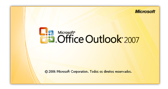Como configurar seu email no Outlook 2007